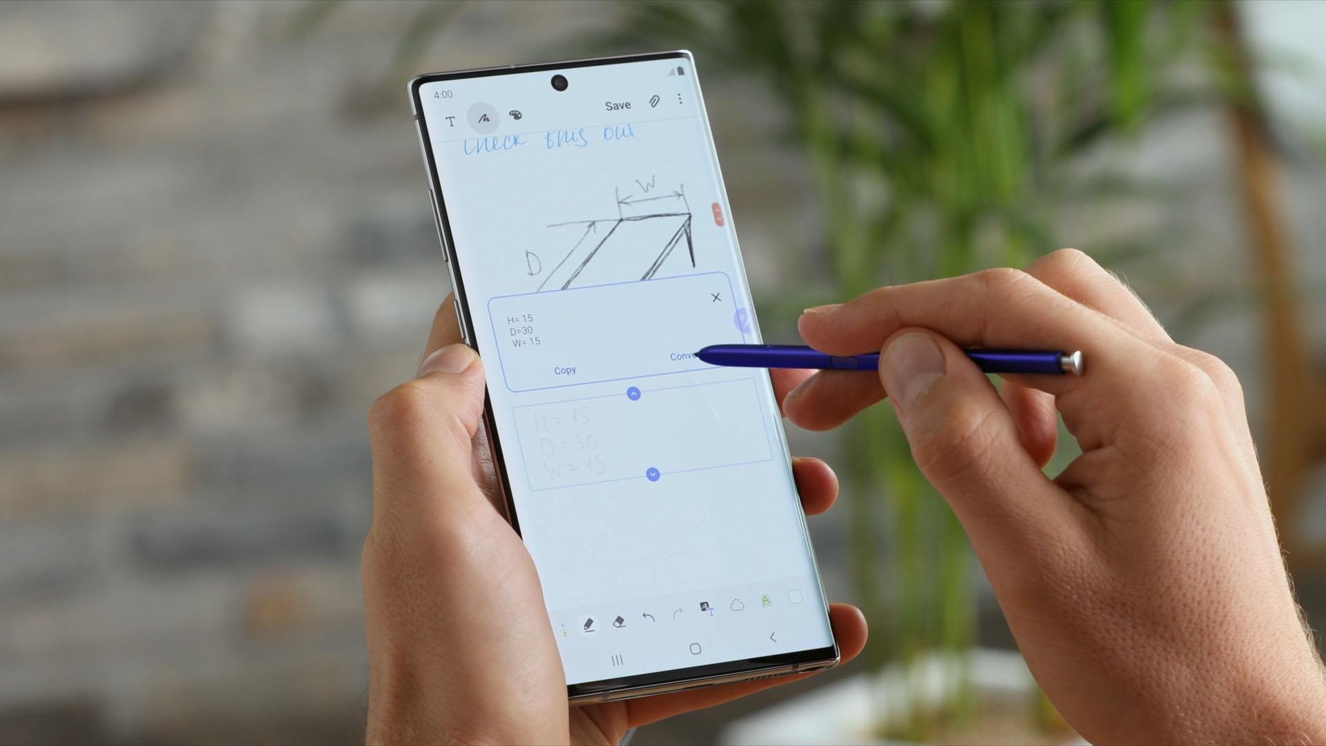 Galaxy Unpacked 2019: tutte le informazioni su Galaxy Note 10 5