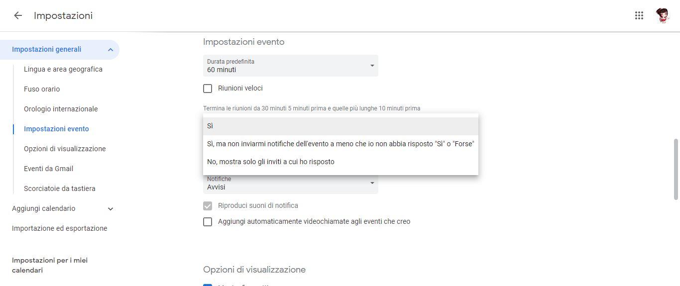 Google Calendar vittima di phishing. Come risolvere il problema dello spam? 2