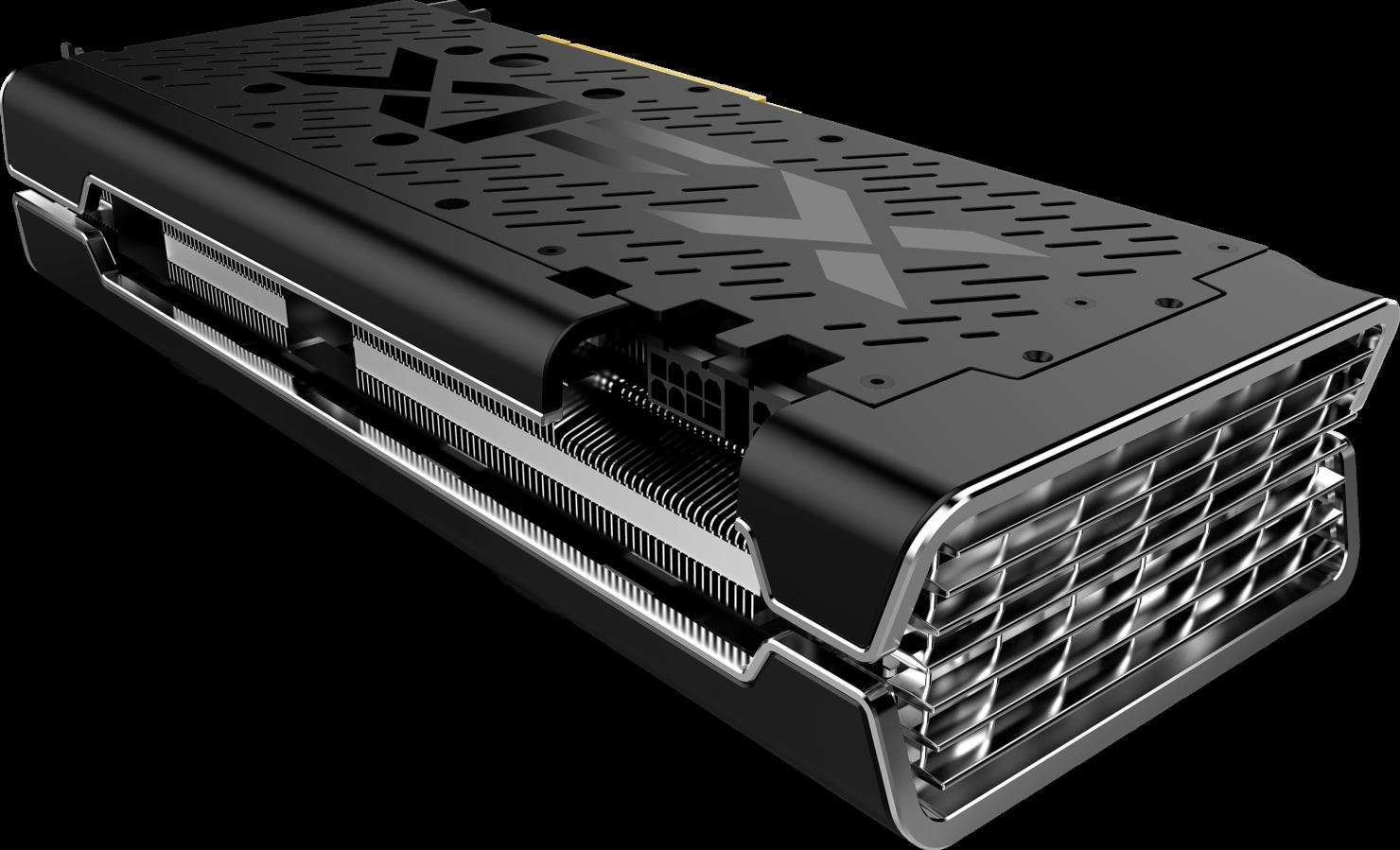 XFX Radeon RX 5700 XT THICC II ufficiale: fino a 1905MHz e design innovativo 4