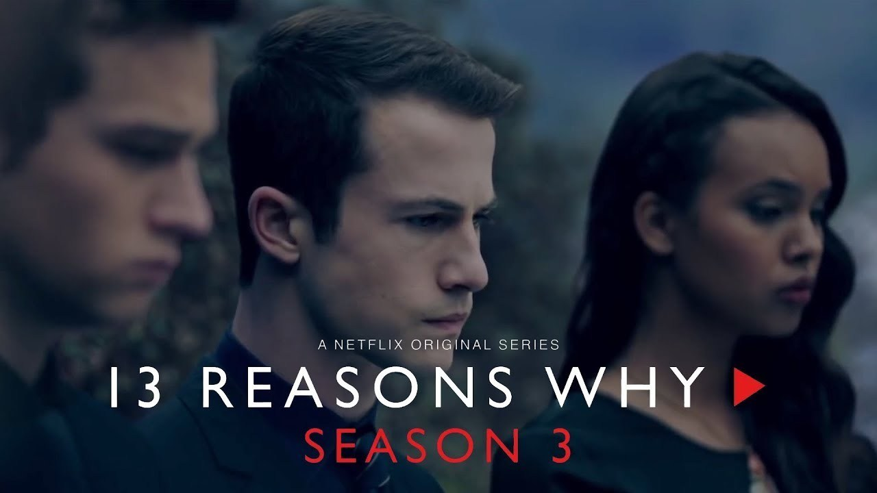 """13 Reasons Why S03: """"Chi ha ucciso Bryce Walker?"""" 2"""