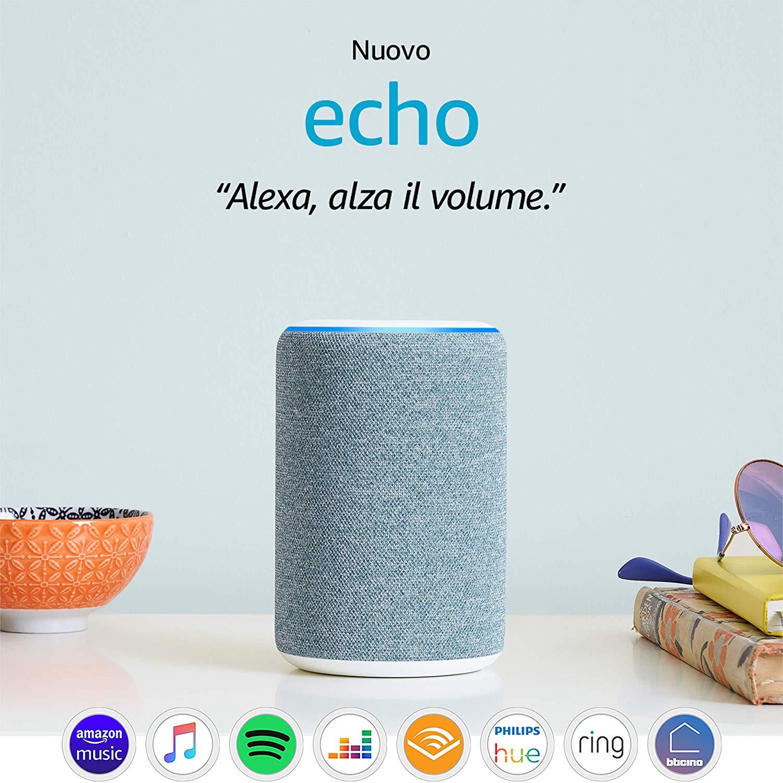 Amazon Echo di 3° generazione