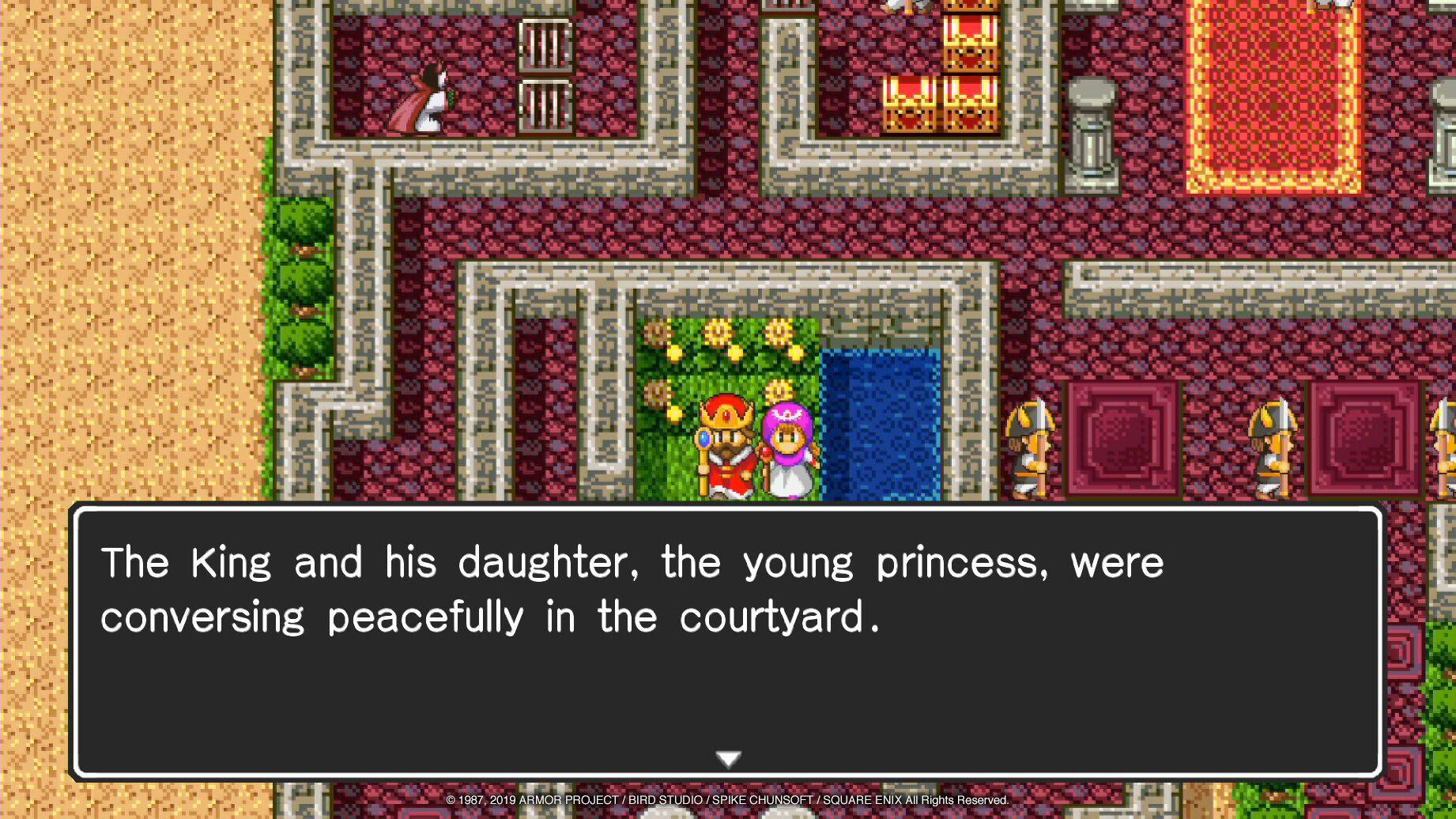 La trilogia classica di Dragon Quest disponibile su Nintendo Switch 3