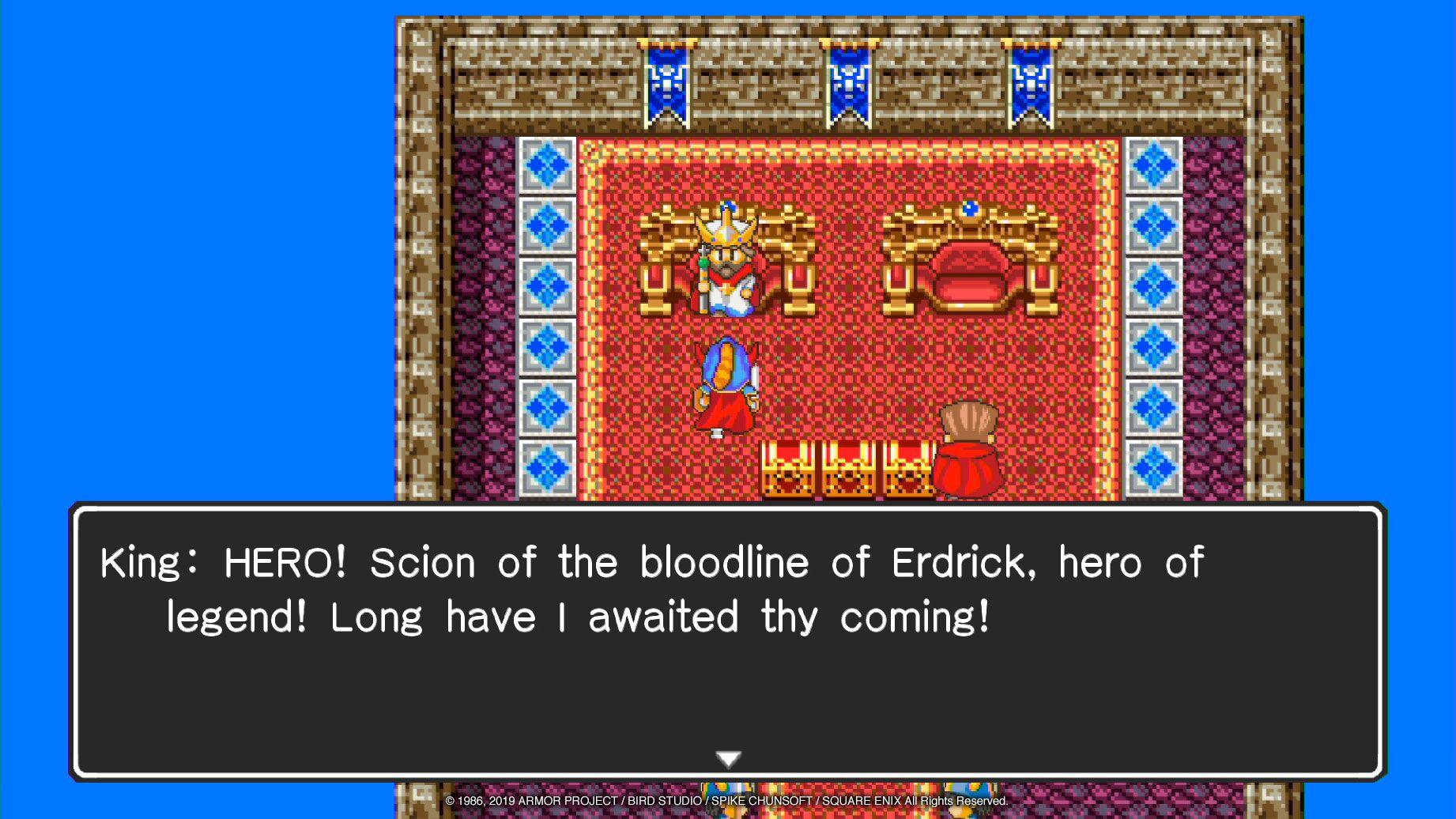 La trilogia classica di Dragon Quest disponibile su Nintendo Switch 1