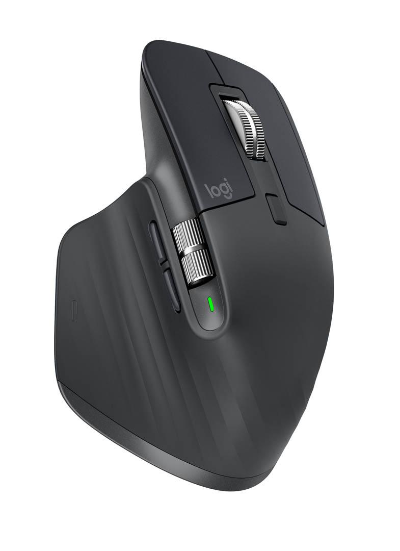 [IFA 2019] Logitech annuncia il mouse MX Master 3 e la tastiera MX Keys 5