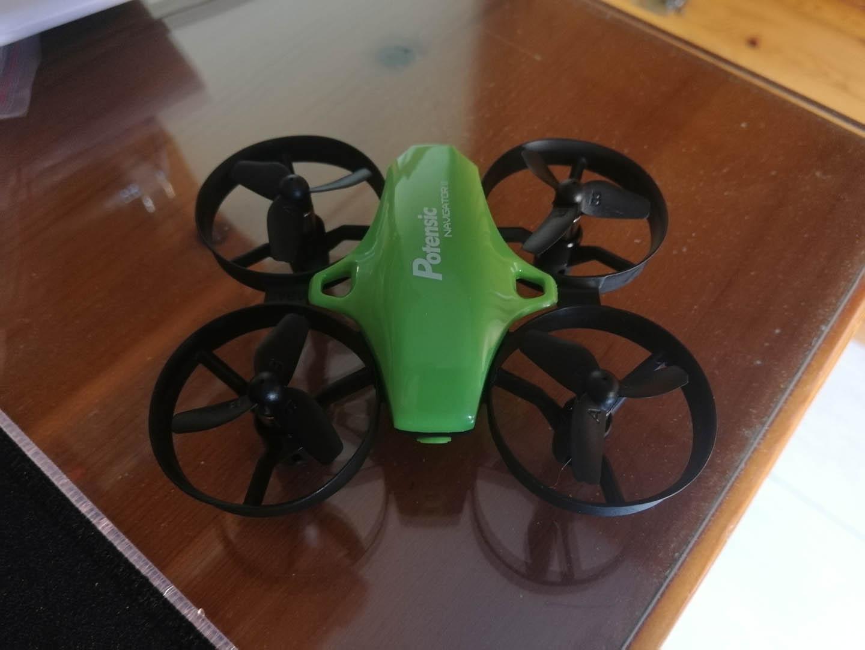 Recensione Potensic FireFly A20, il mini drone con controllo remoto 1