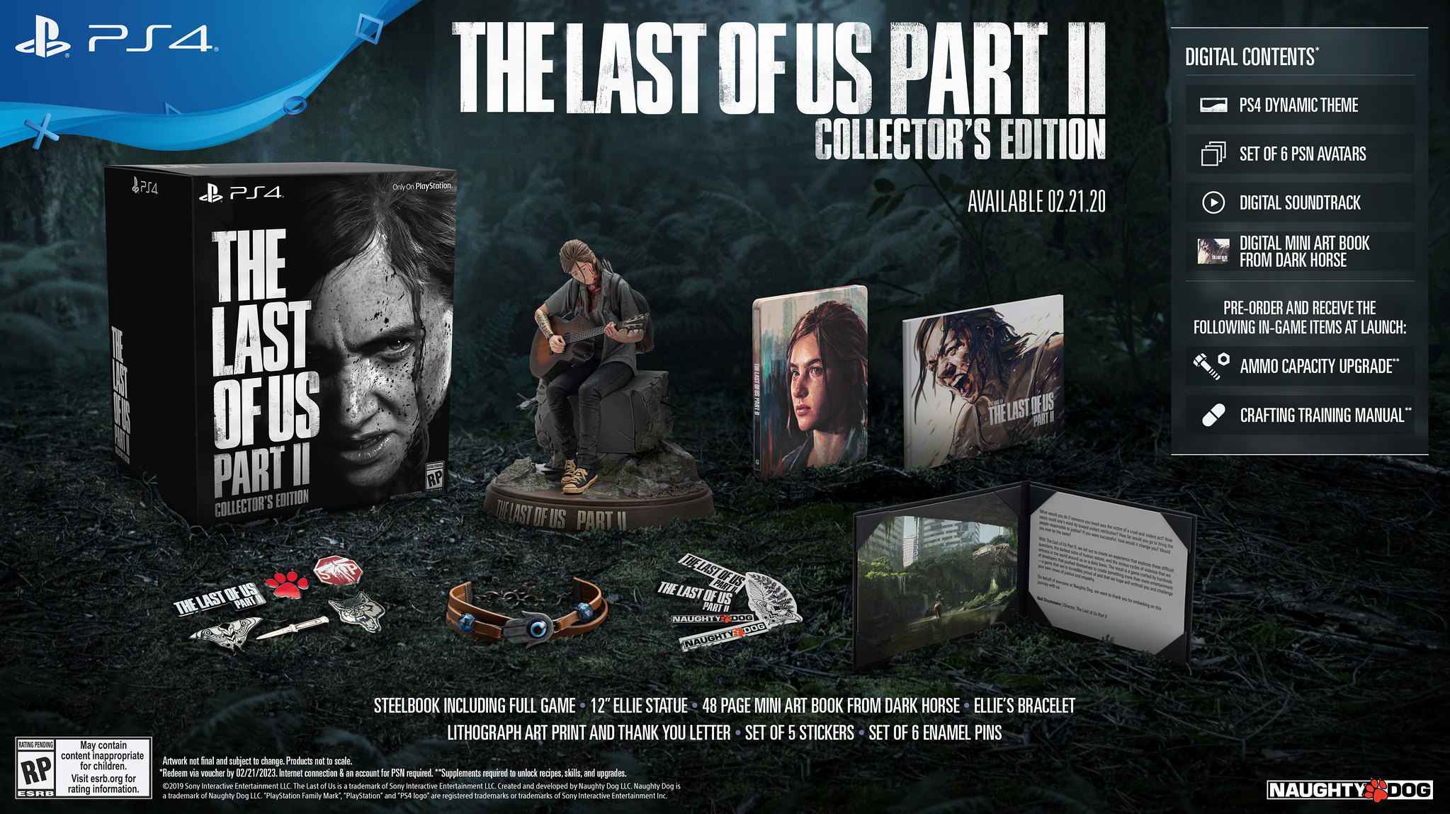 The Last of Us Part II: annunciate le edizioni speciali 3