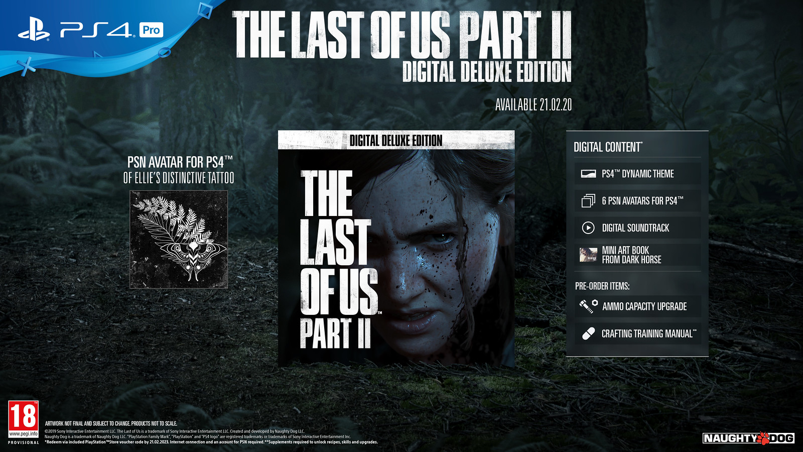 The Last of Us Part II: annunciate le edizioni speciali 1