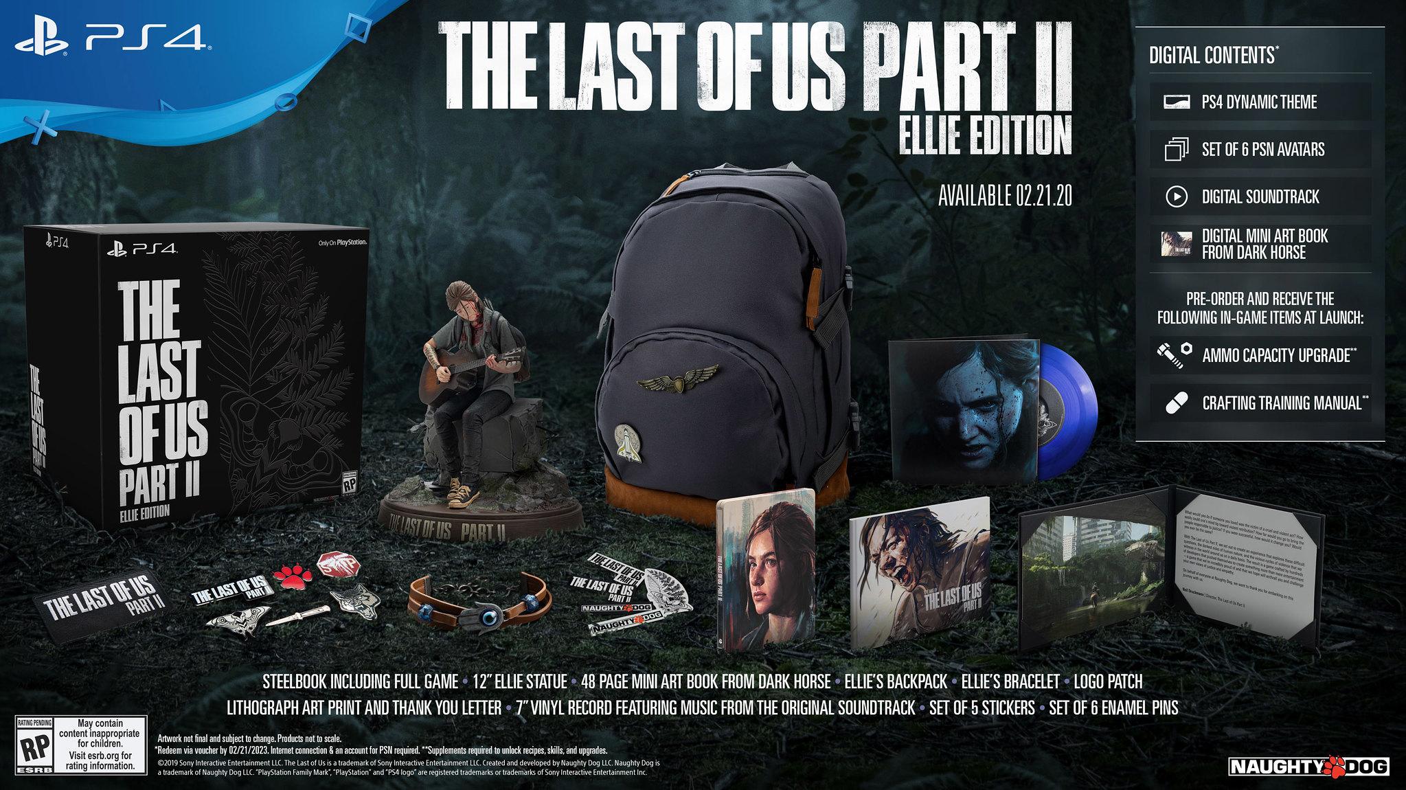 The Last of Us Part II: annunciate le edizioni speciali 4