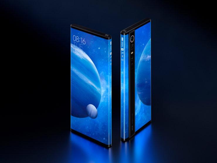 Xiaomi Mi Mix Alpha ufficiale: il primo smartphone con fotocamera da 108MP 3
