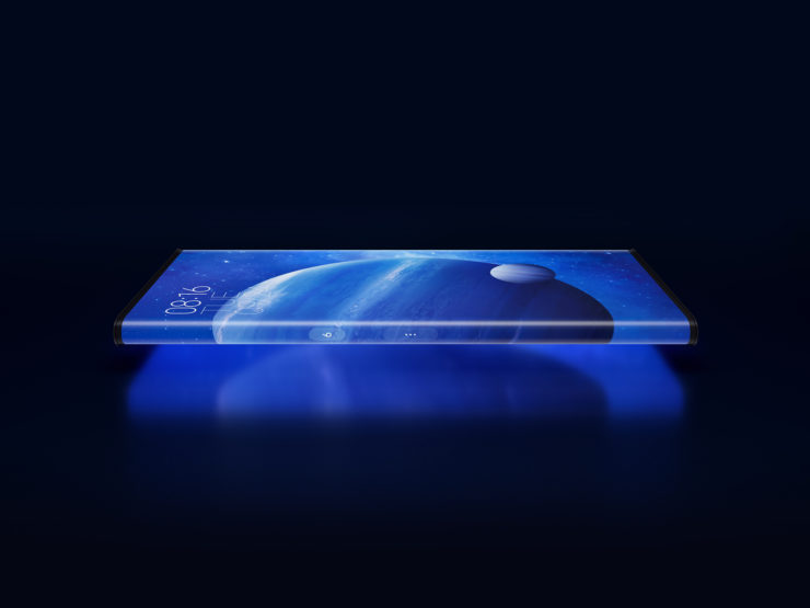 Xiaomi Mi Mix Alpha ufficiale: il primo smartphone con fotocamera da 108MP 1