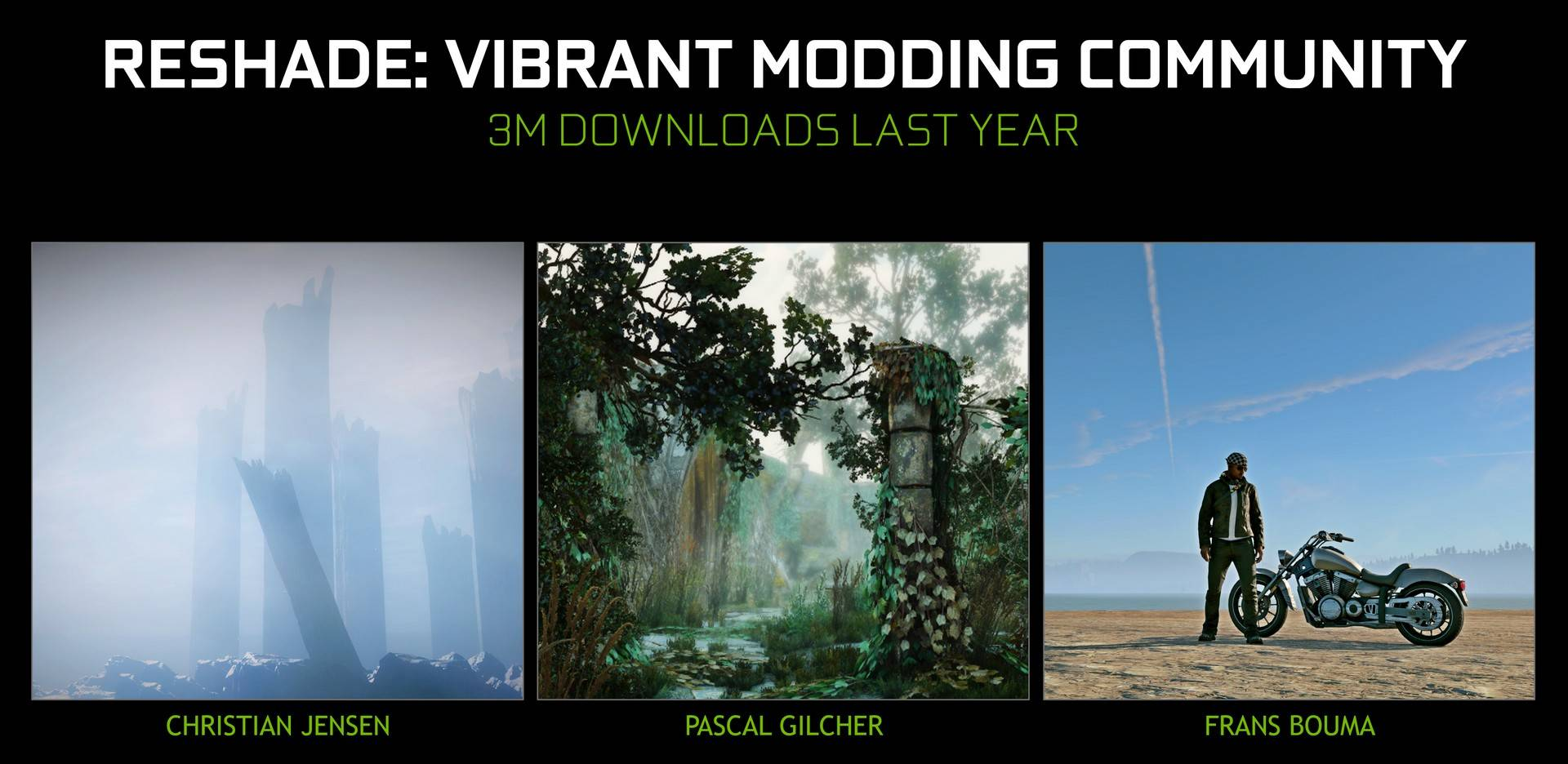 Nvidia Game Ready Driver 441.08: Image Sharpening, ReShade e Ultra-Low Latency 1