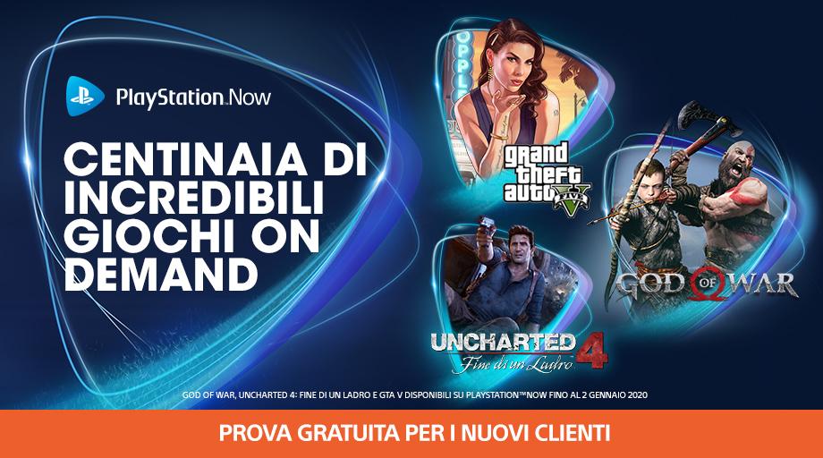 PlayStation Now cala di prezzo e aggiunge nuovi titoli tripla-A 1