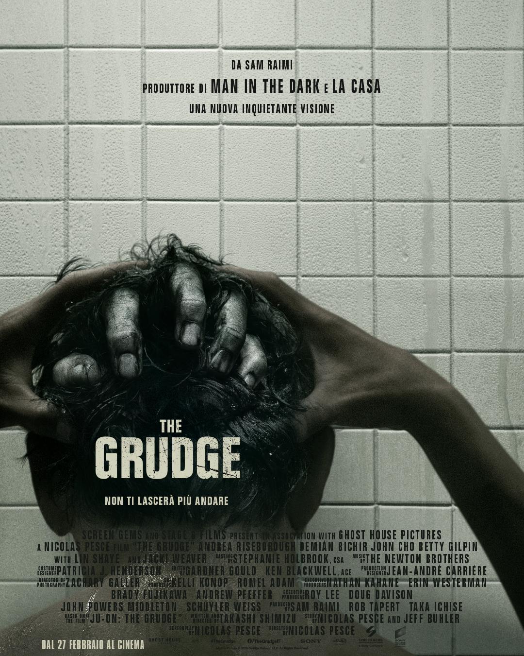 The Grudge: il primo poster in italiano svela la data d'uscita 1