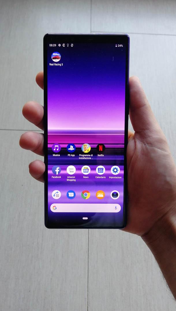Sony Xperia 1: il display in 4K stabilisce lo standard | Recensione 3