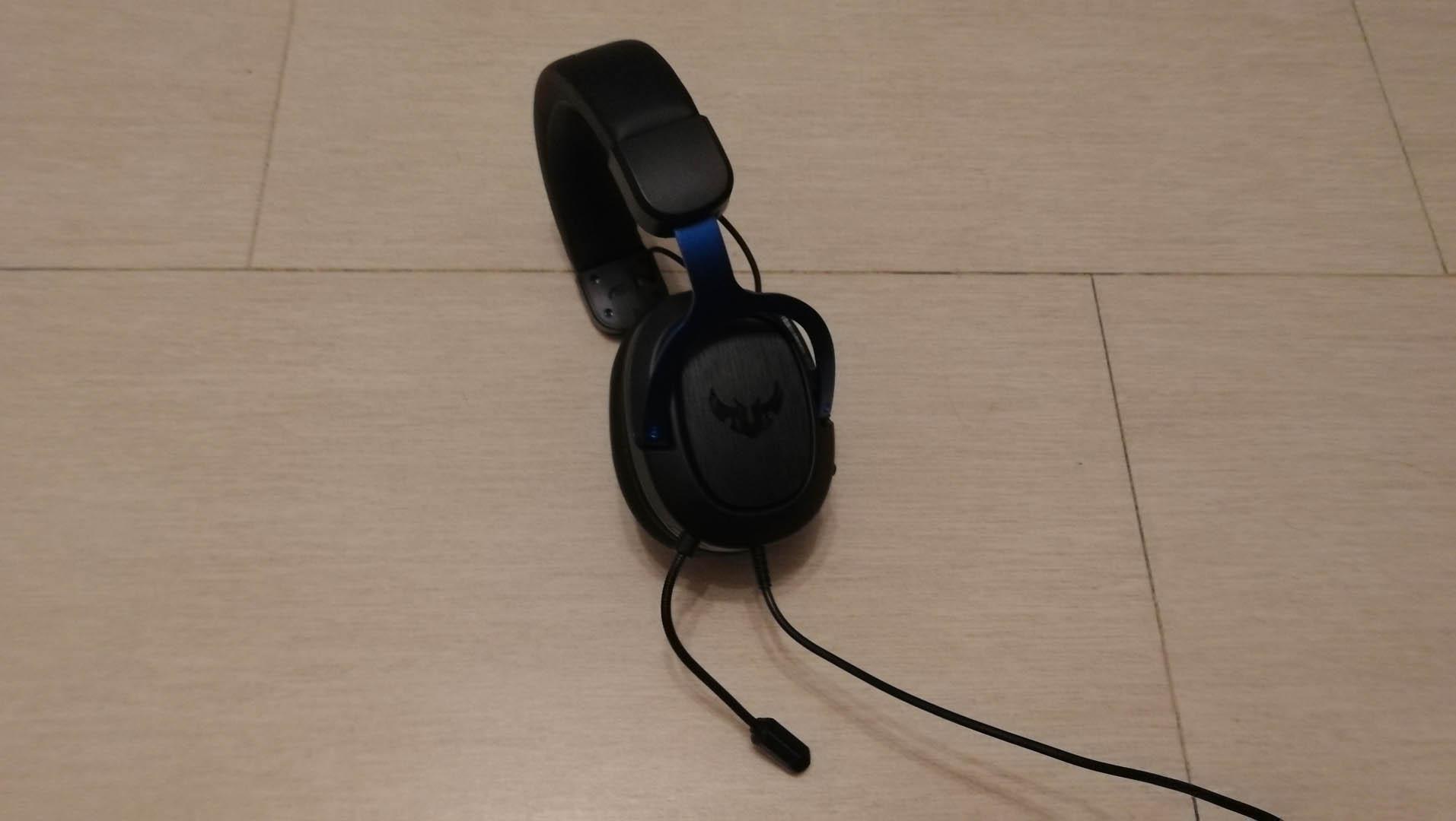Recensione Asus TUF Gaming H3: bassi potenti e audio virtuale a 7.1 canali 4