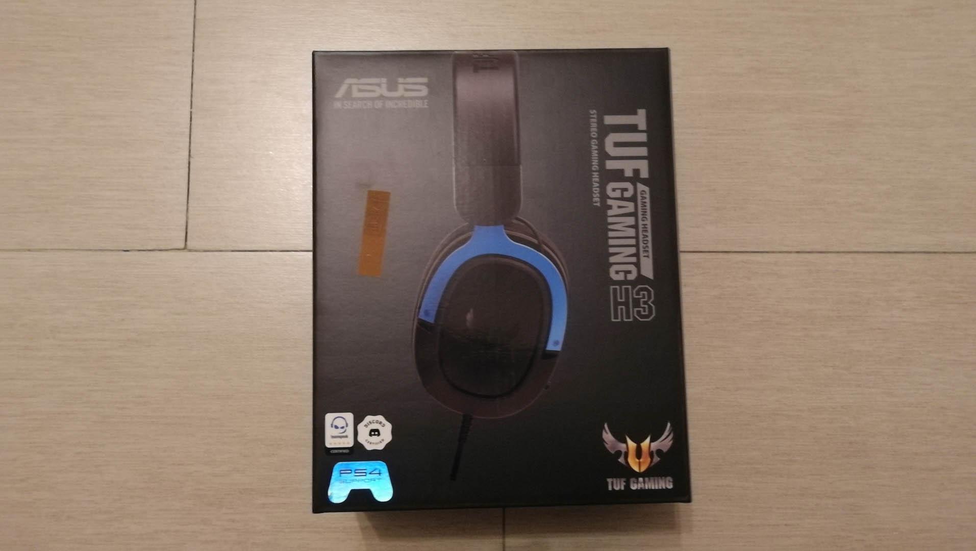 Recensione Asus TUF Gaming H3: bassi potenti e audio virtuale a 7.1 canali 6
