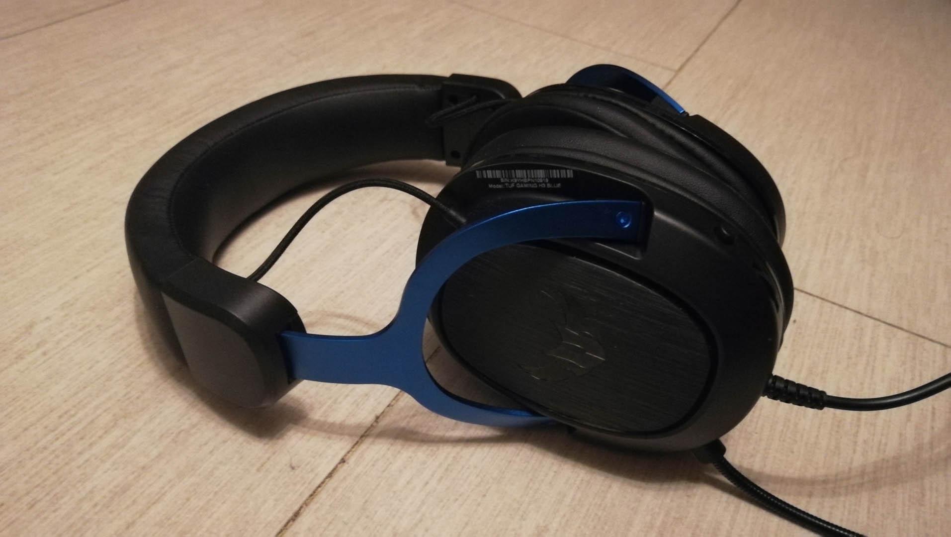 Recensione Asus TUF Gaming H3: bassi potenti e audio virtuale a 7.1 canali 5
