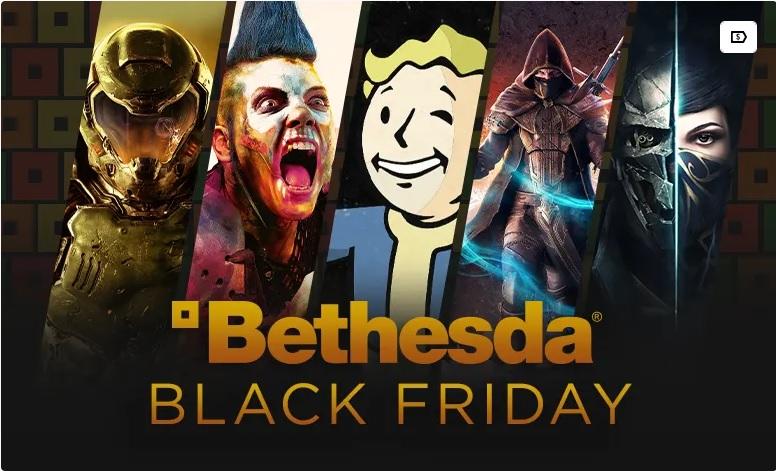 Black Friday 2019 Bethesda