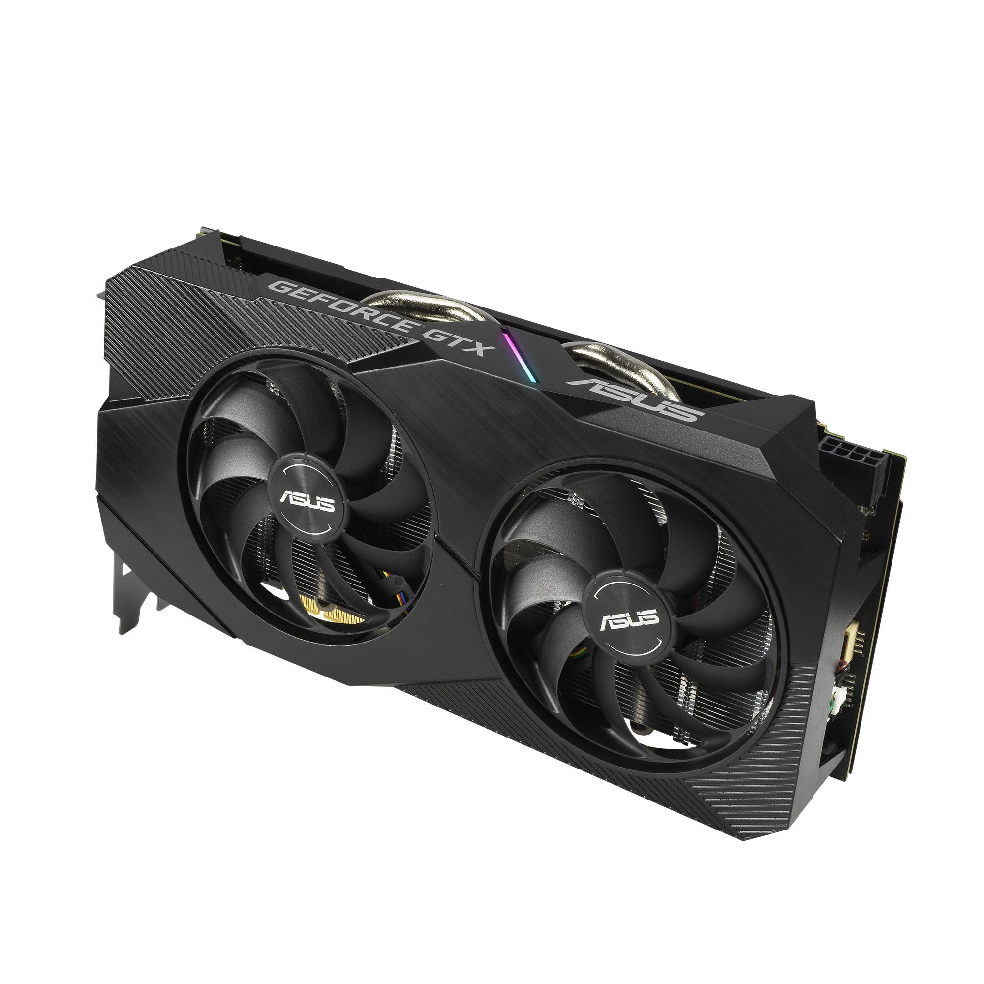 GeForce GTX 16 SUPER: Asus presenta le sue proposte custom 4