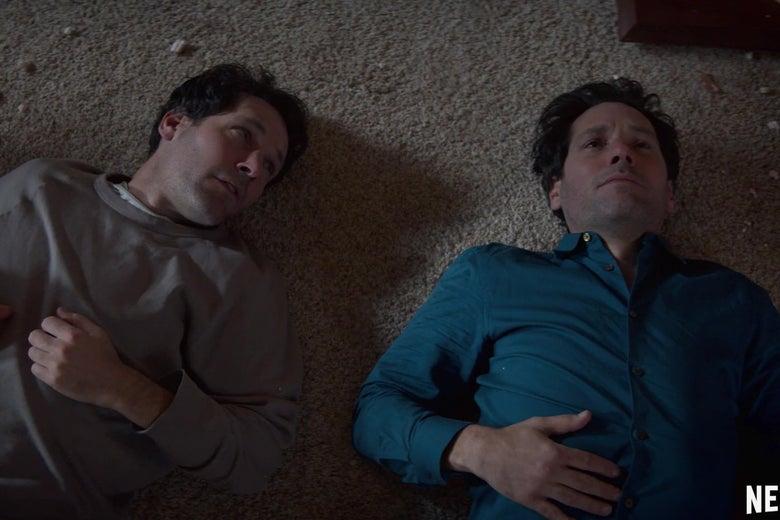 Living With Yourself S01: recensione della comedy drama con Paul Rudd 2