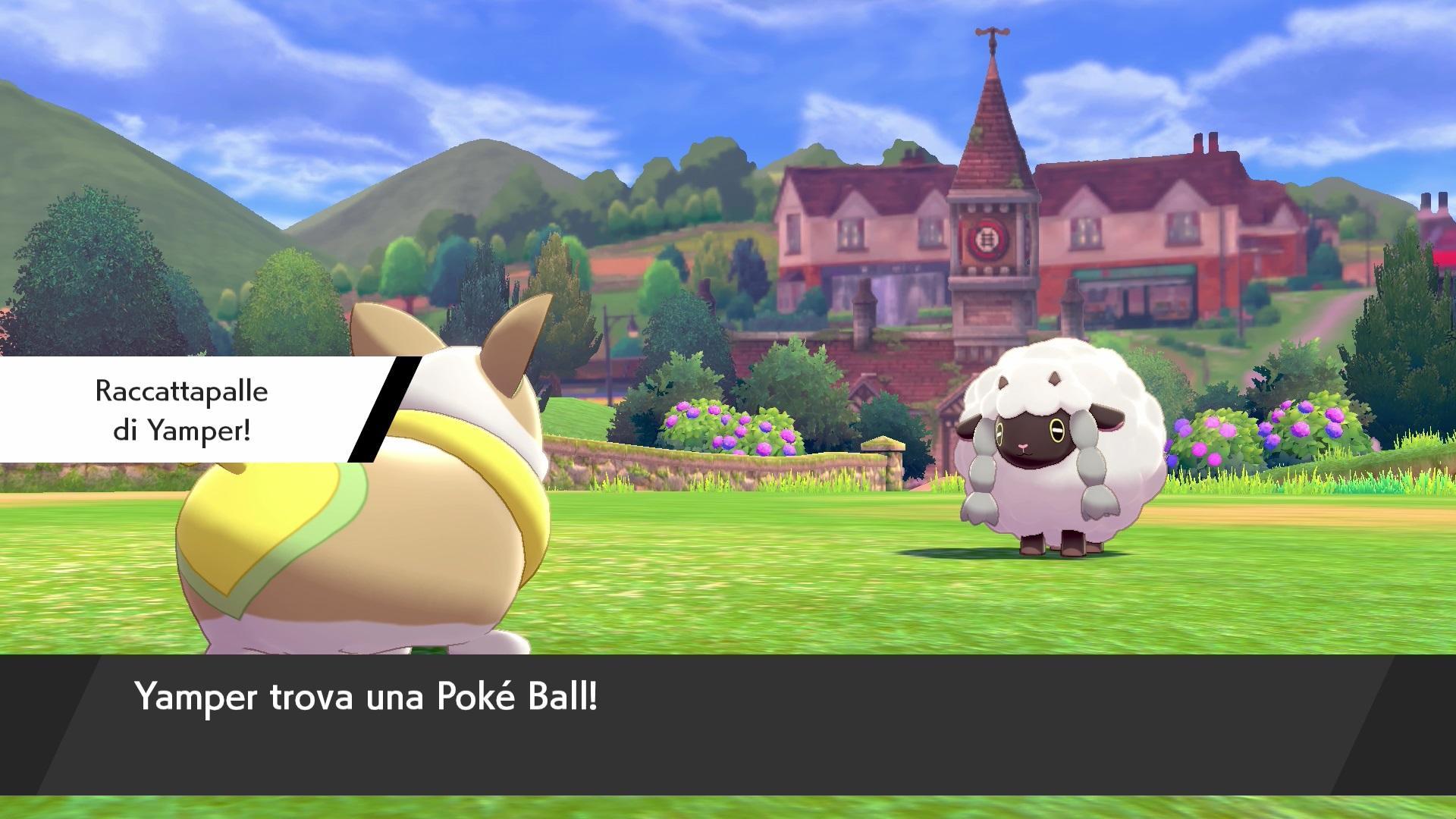 Pokémon Spada e Scudo lotta