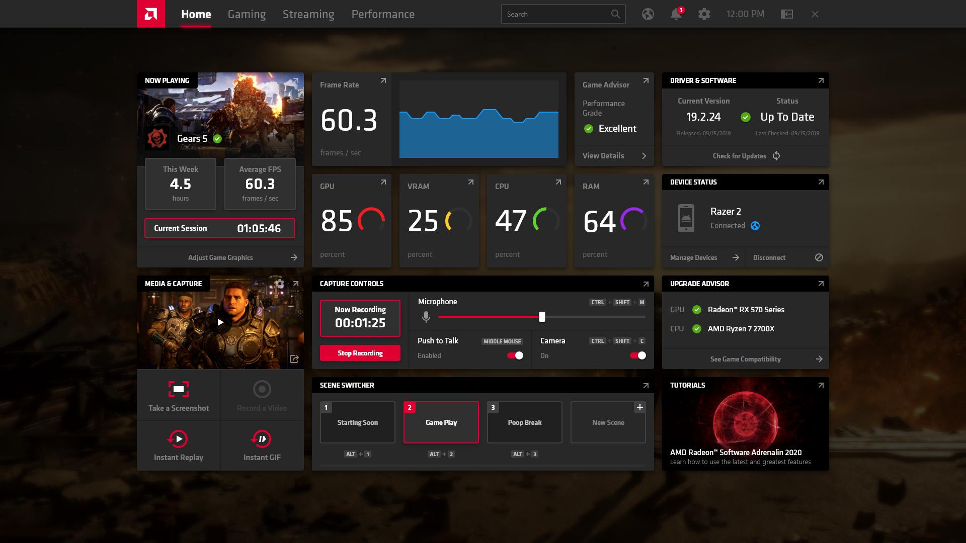 AMD Radeon Software: le novità della Adrenalin 2020 Edition 1