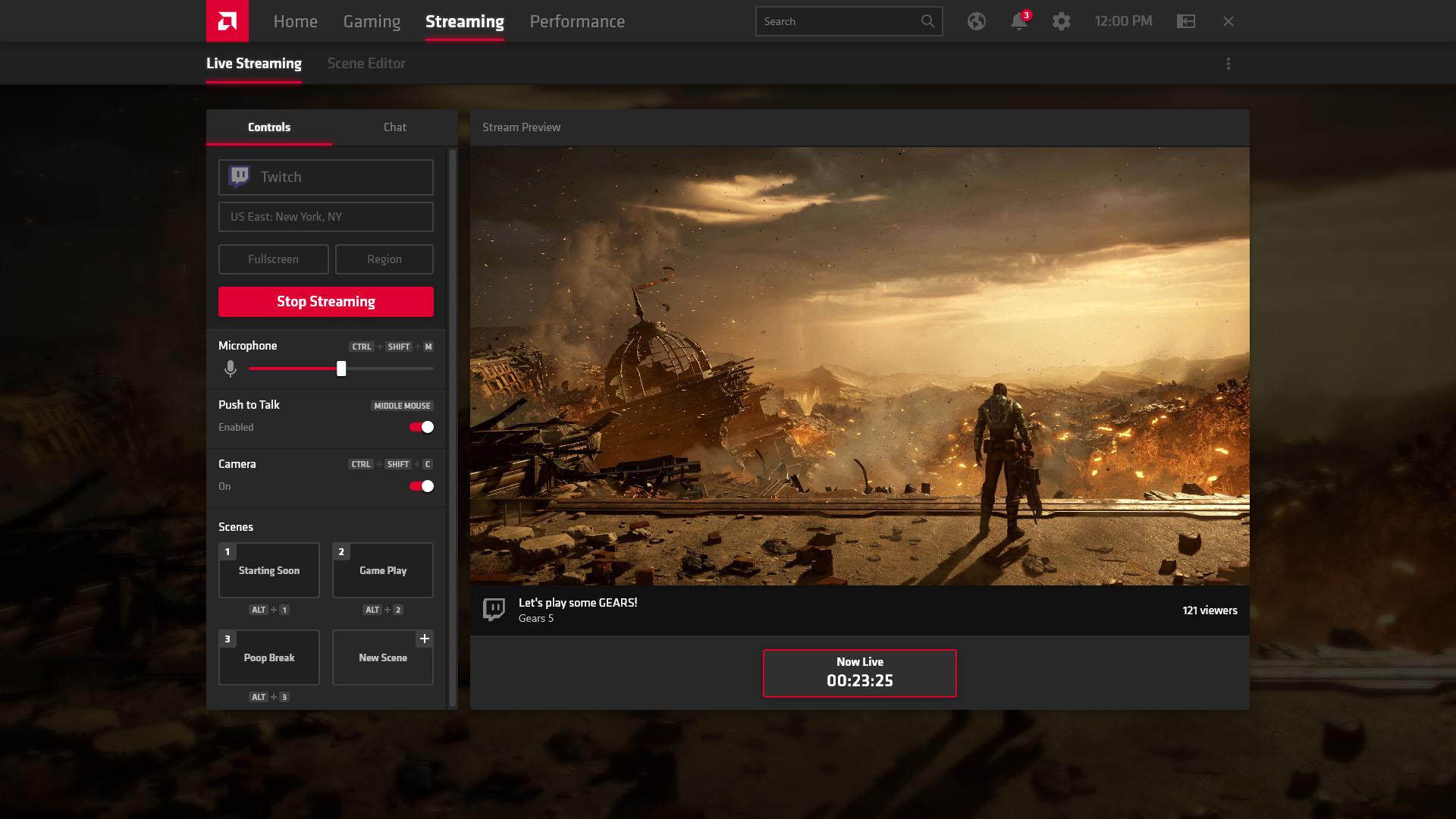 Adrenalin 2020 Edition streaming