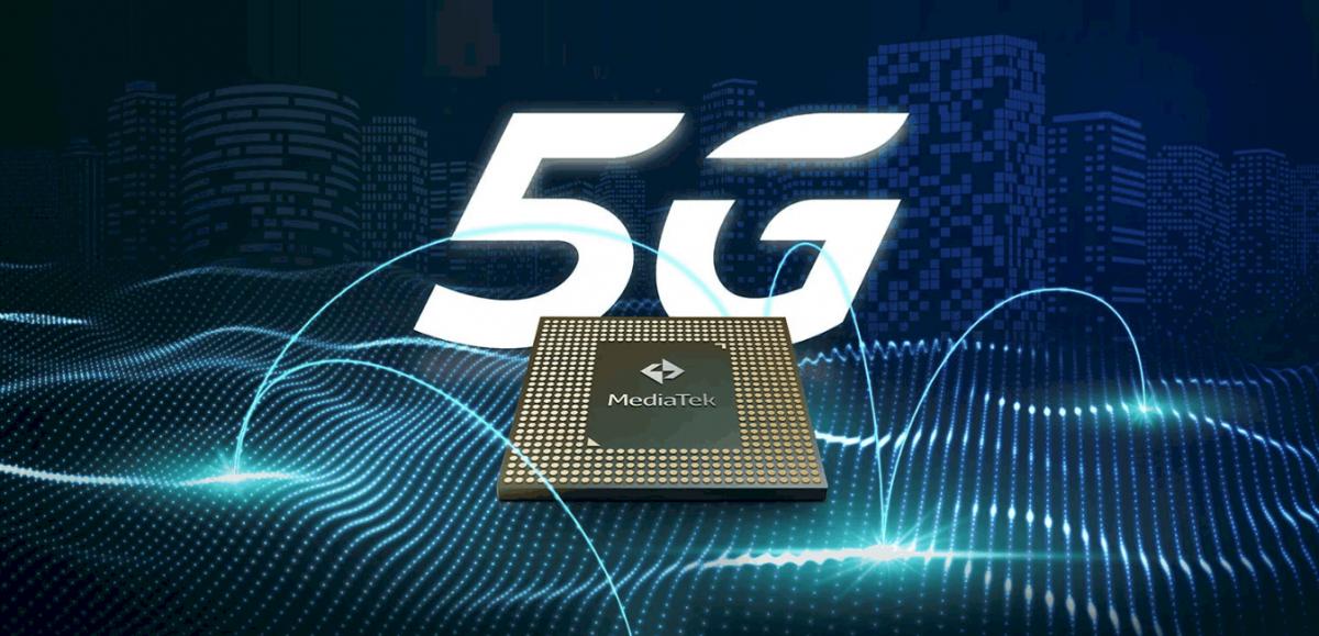 MediaTek Dimensity 800 e 1000, i processori 5G di MediaTek