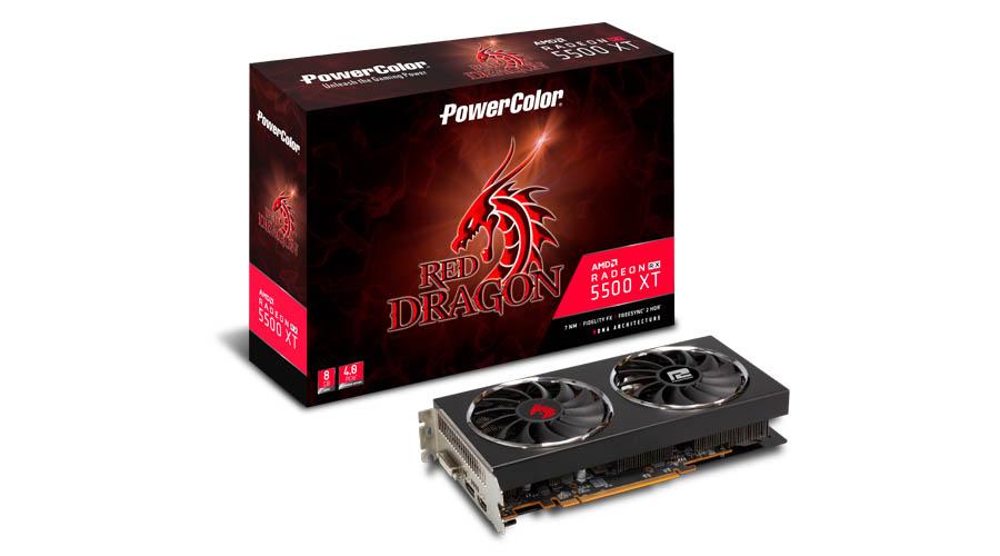 Radeon RX 5500 XT ufficiale: la GPU per il gaming FullHD 12