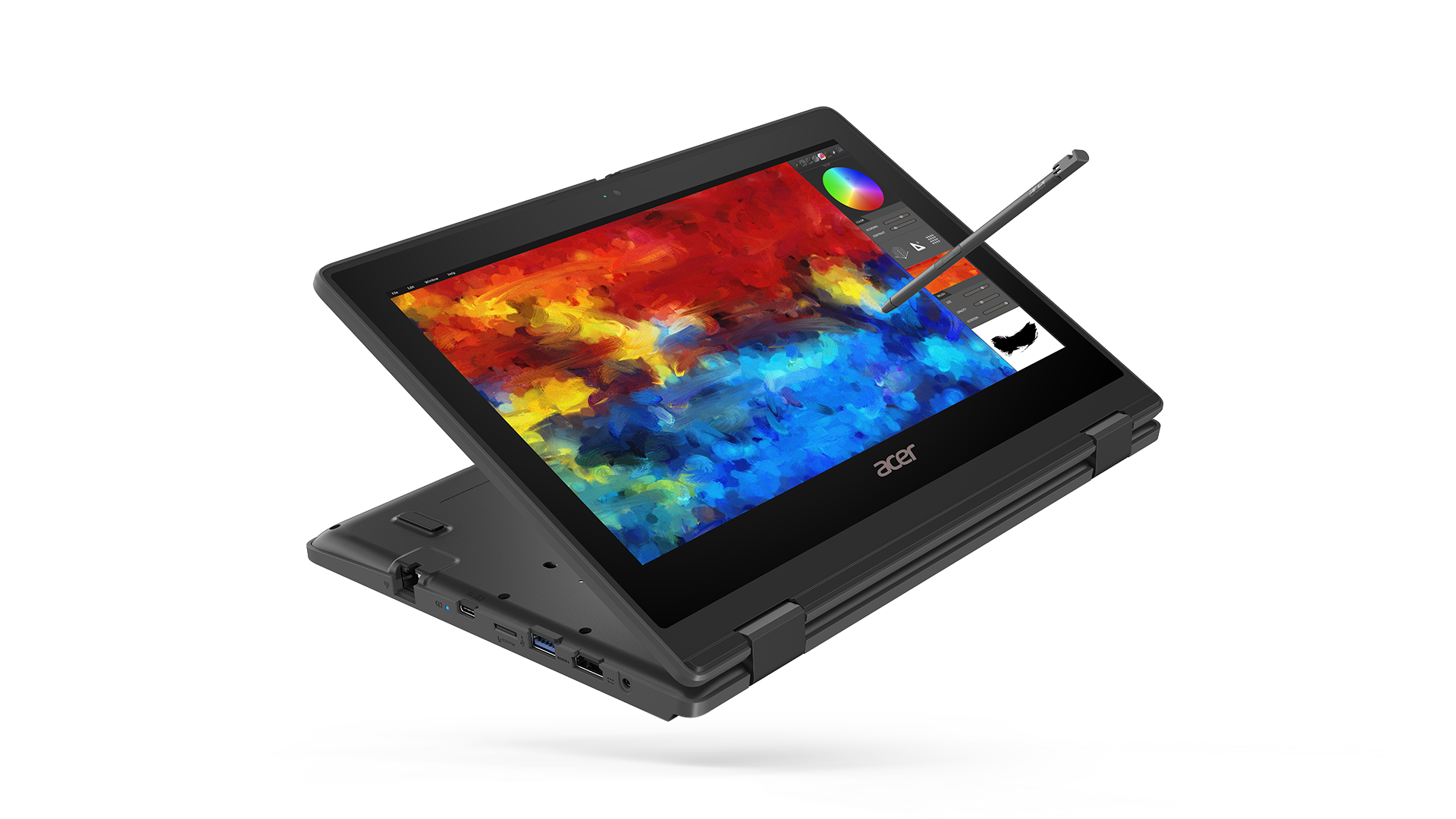 Acer annuncia i notebook convertibili TravelMate B3 e Spin B3 1