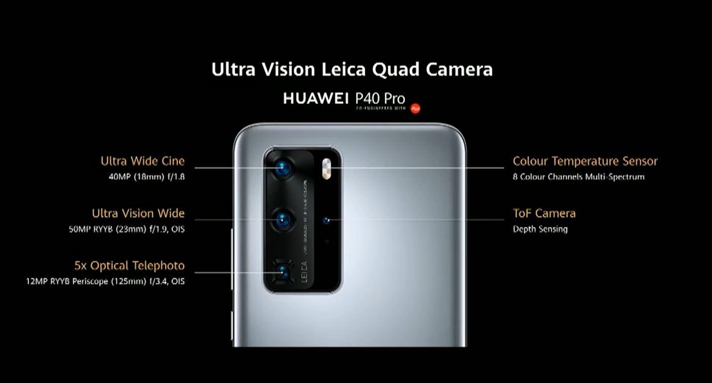 Huawei P40, P40 Pro e P40 Pro+ ufficiali: caratteristiche, design e prezzi 2