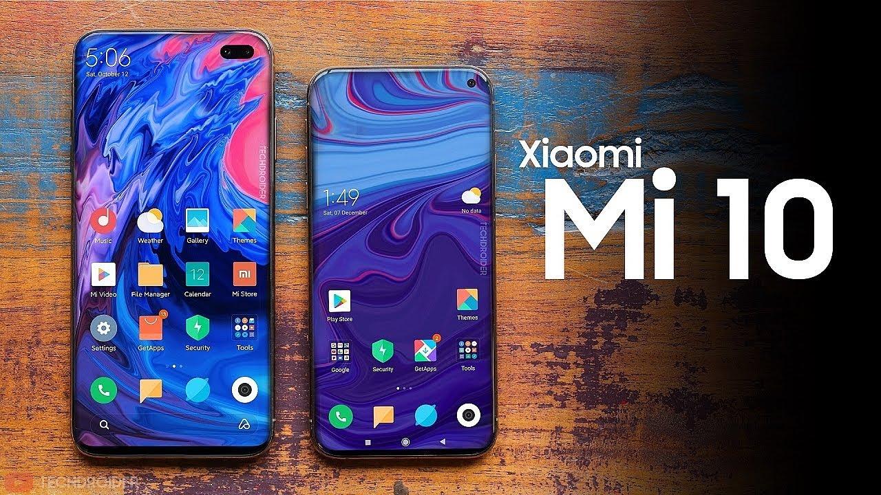 Xiaomi Mi 10 modelli