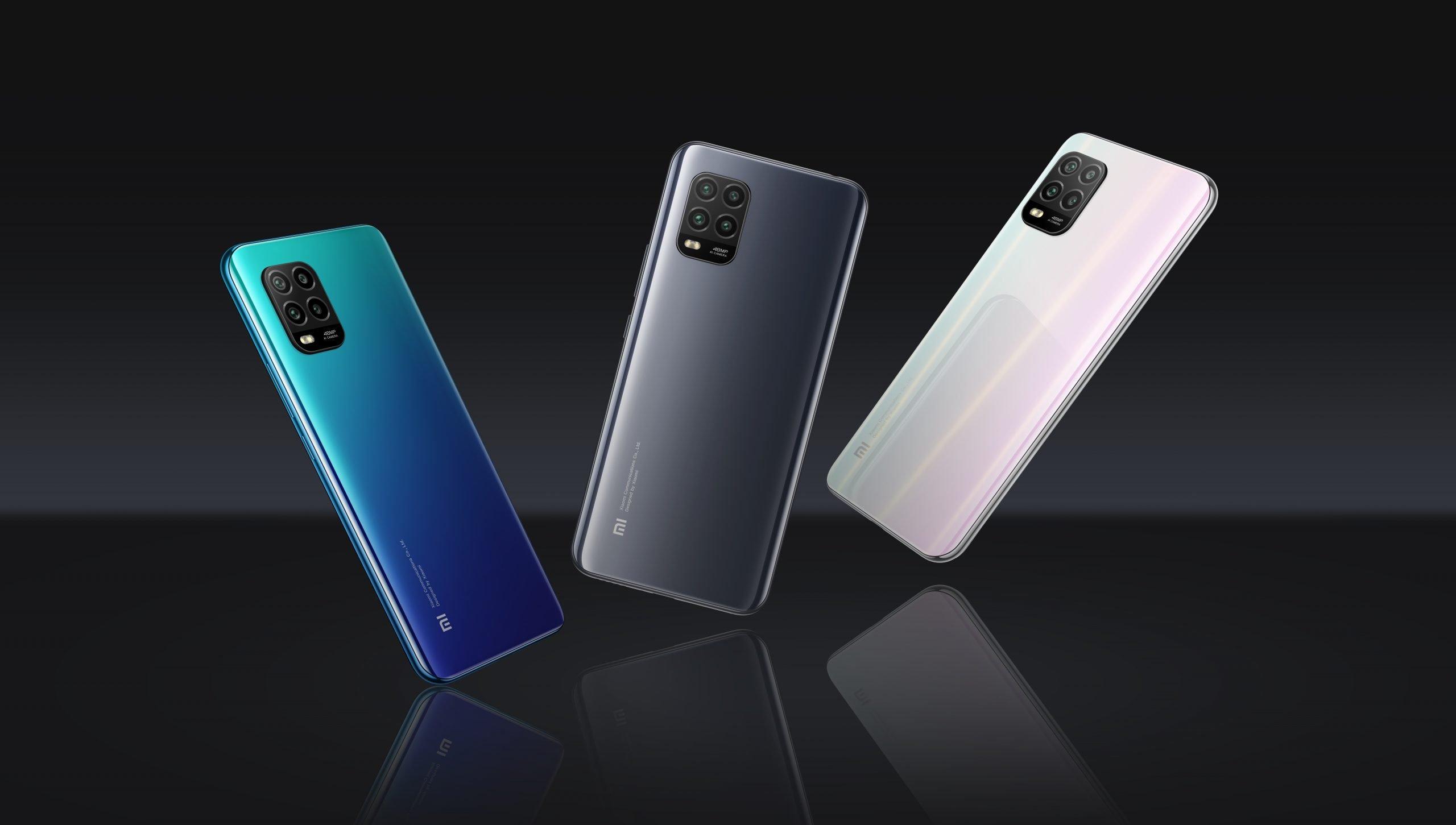 Xiaomi Mi 10, Mi 10 Pro e Mi 10 Lite ufficiali: caratteristiche tecniche e prezzi in Italia 1