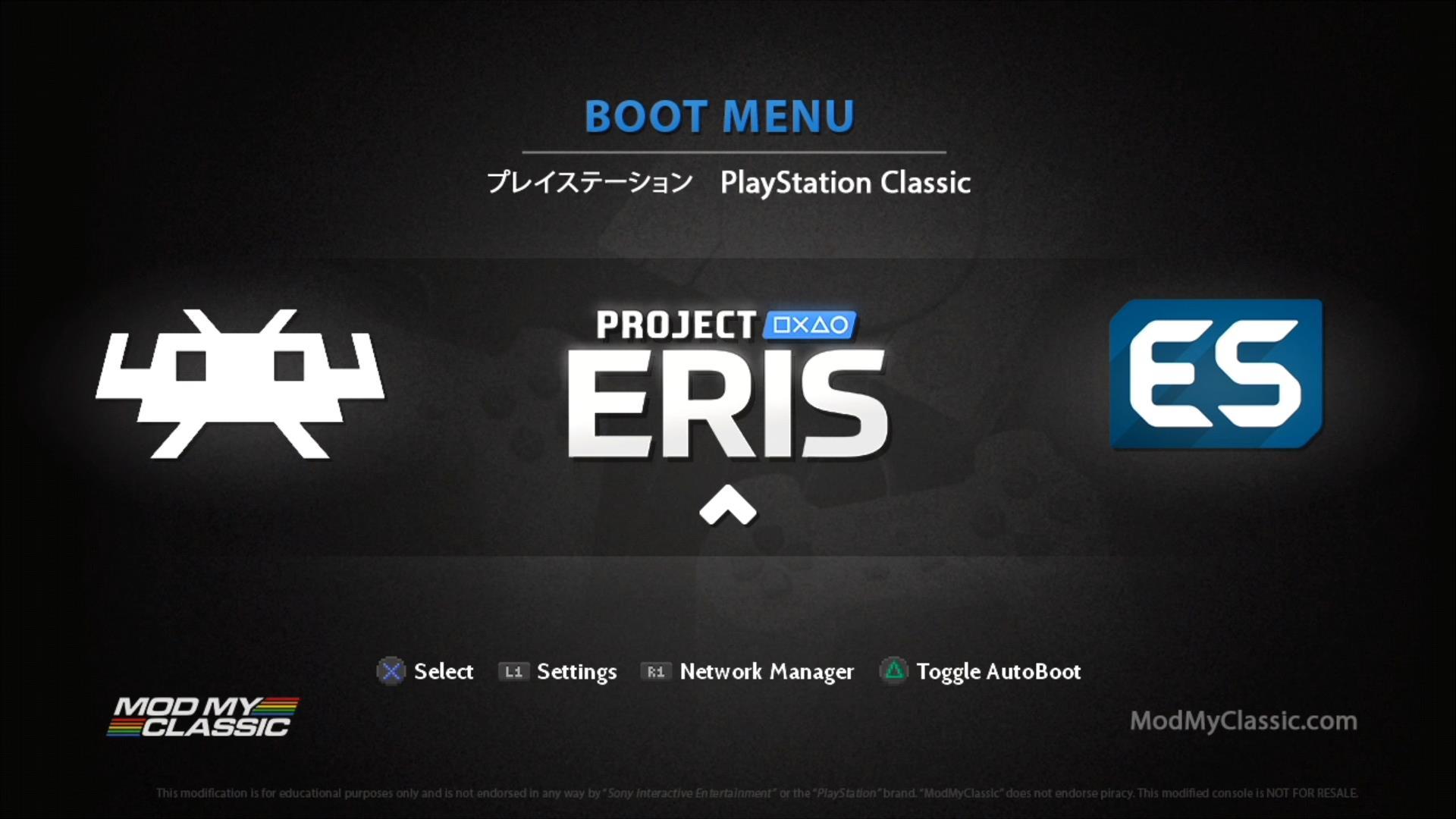 Come modificare PlayStation Classic per aggiungere giochi PS1 3