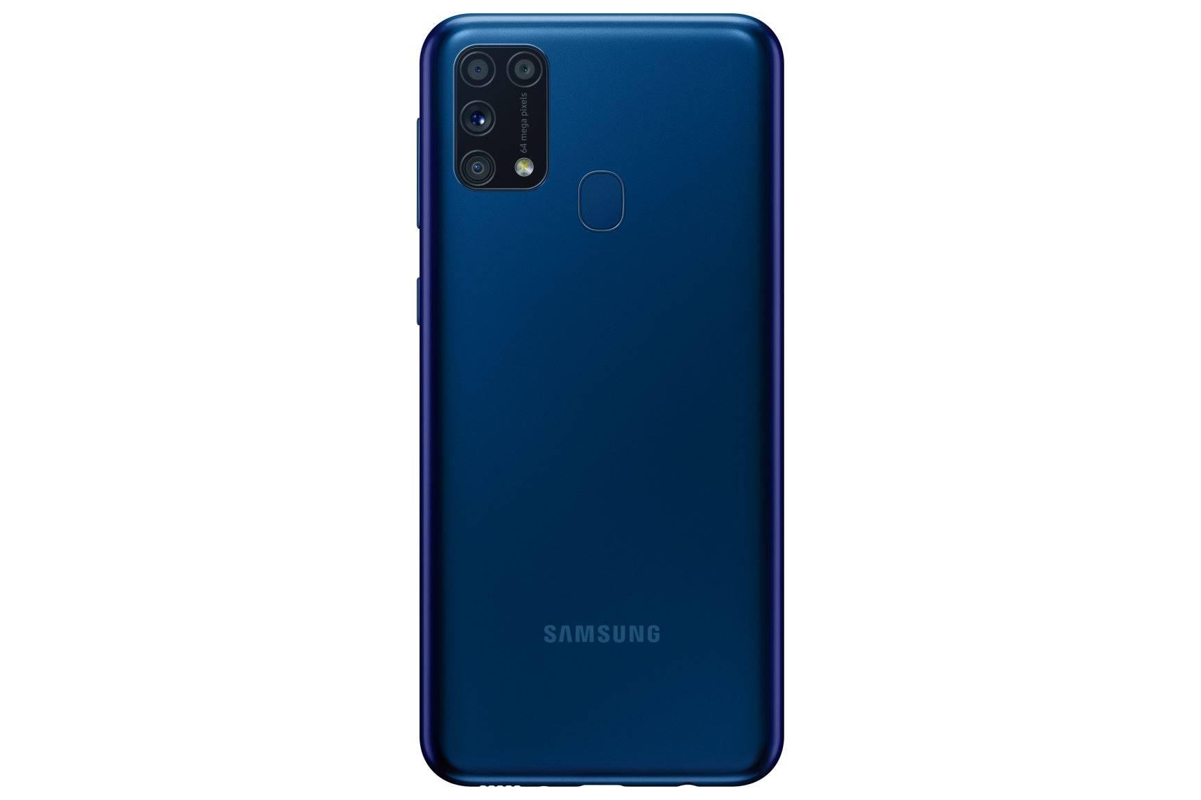 Fotocamere del Samsung Galaxy M31
