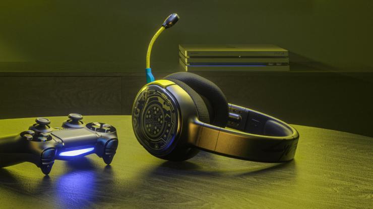 SteelSeries annuncia gli Arctis 1 Wireless a tema Cyberpunk 2077 1