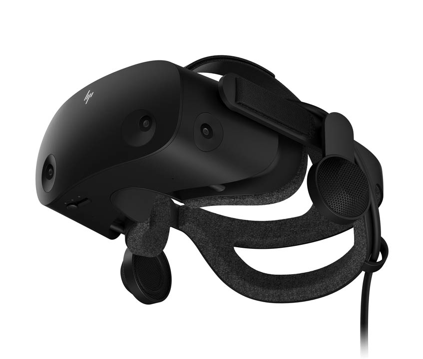 Presentate le HP Reverb G2, cuffie VR per un'immersione più realistica 1