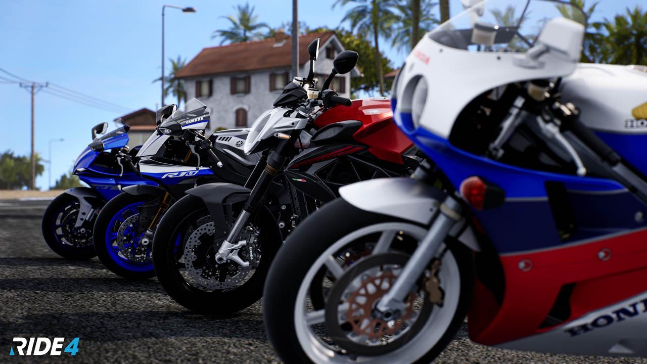 Milestone annuncia ufficialmente Ride 4 5