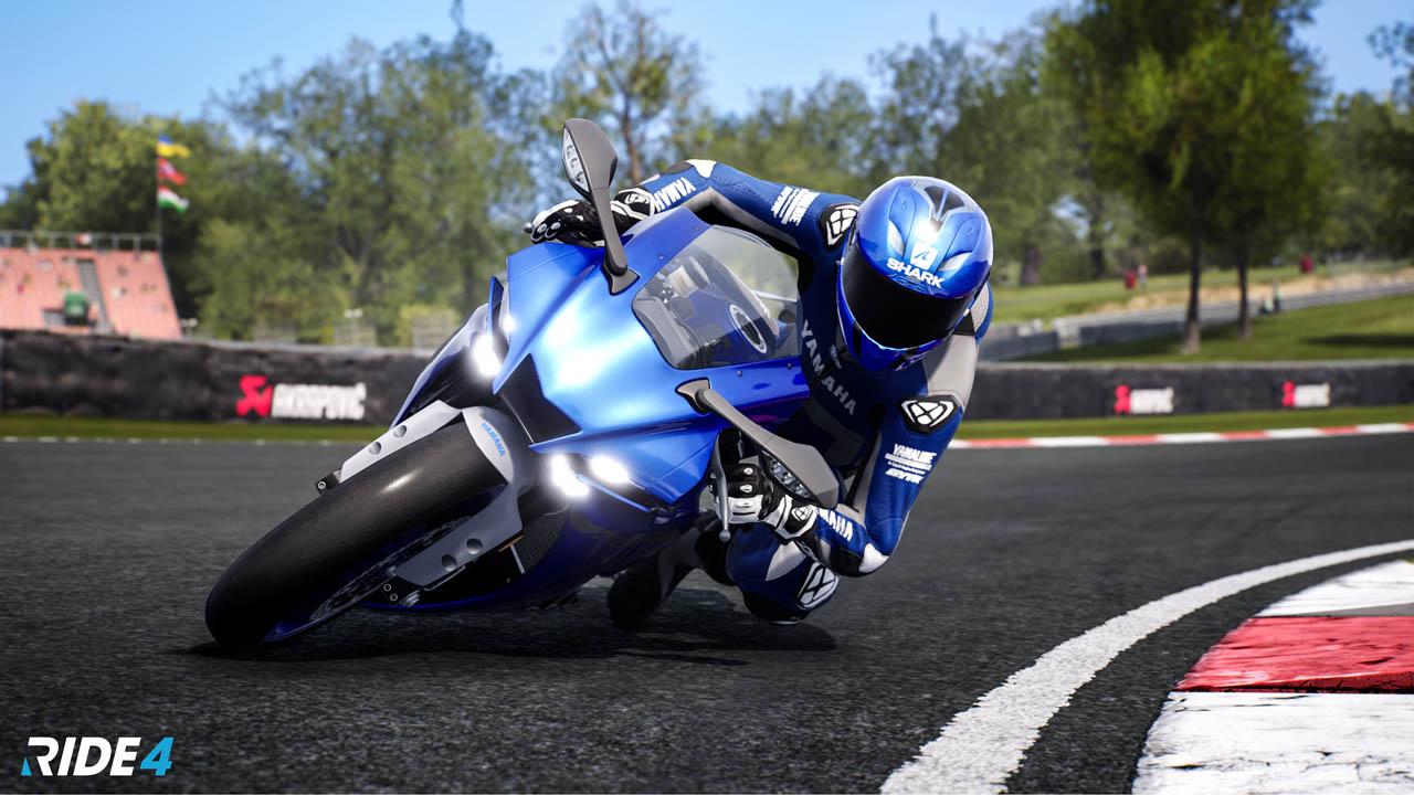 Milestone annuncia ufficialmente Ride 4 2