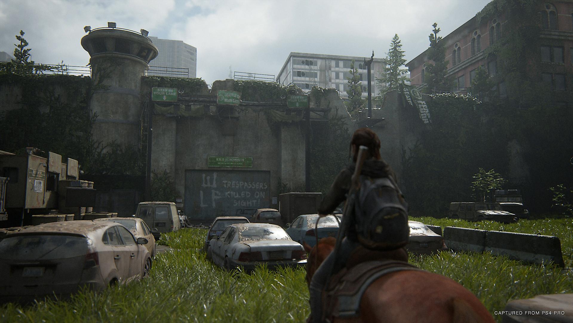 The Last of Us Parte II si mostra in un nuovo trailer 2