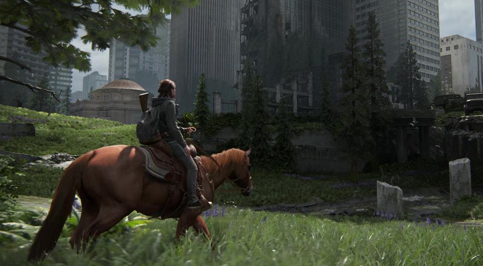 The Last of Us Parte II si mostra in un nuovo trailer 1
