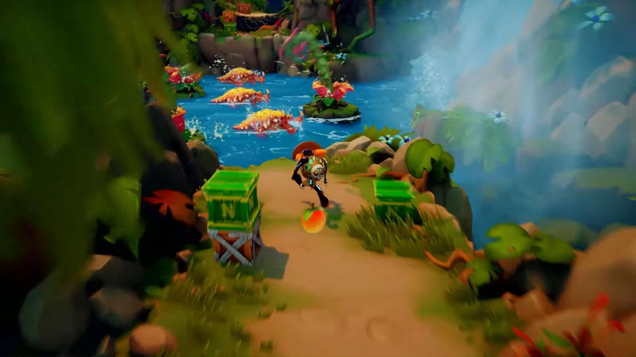 Crash Bandicoot 4: It's About Time! è ufficiale: mostrato il primo trailer gameplay 4
