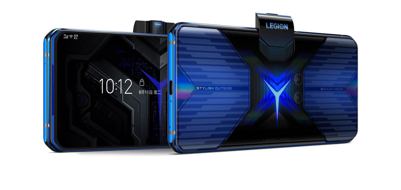 Lenovo Legion Phone Dual design