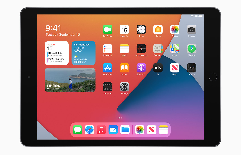 Apple presenta i nuovi iPad 8 e iPad Air 4 1