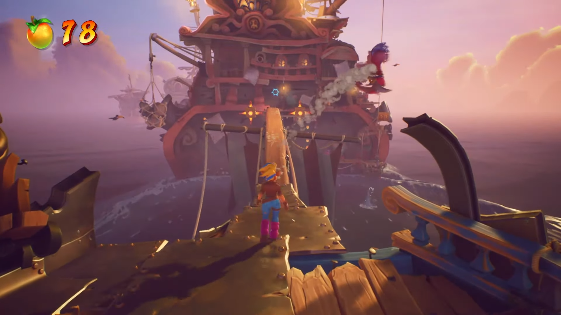 Crash Bandicoot 4: svelato il gameplay di Tawna Bandicoot 2