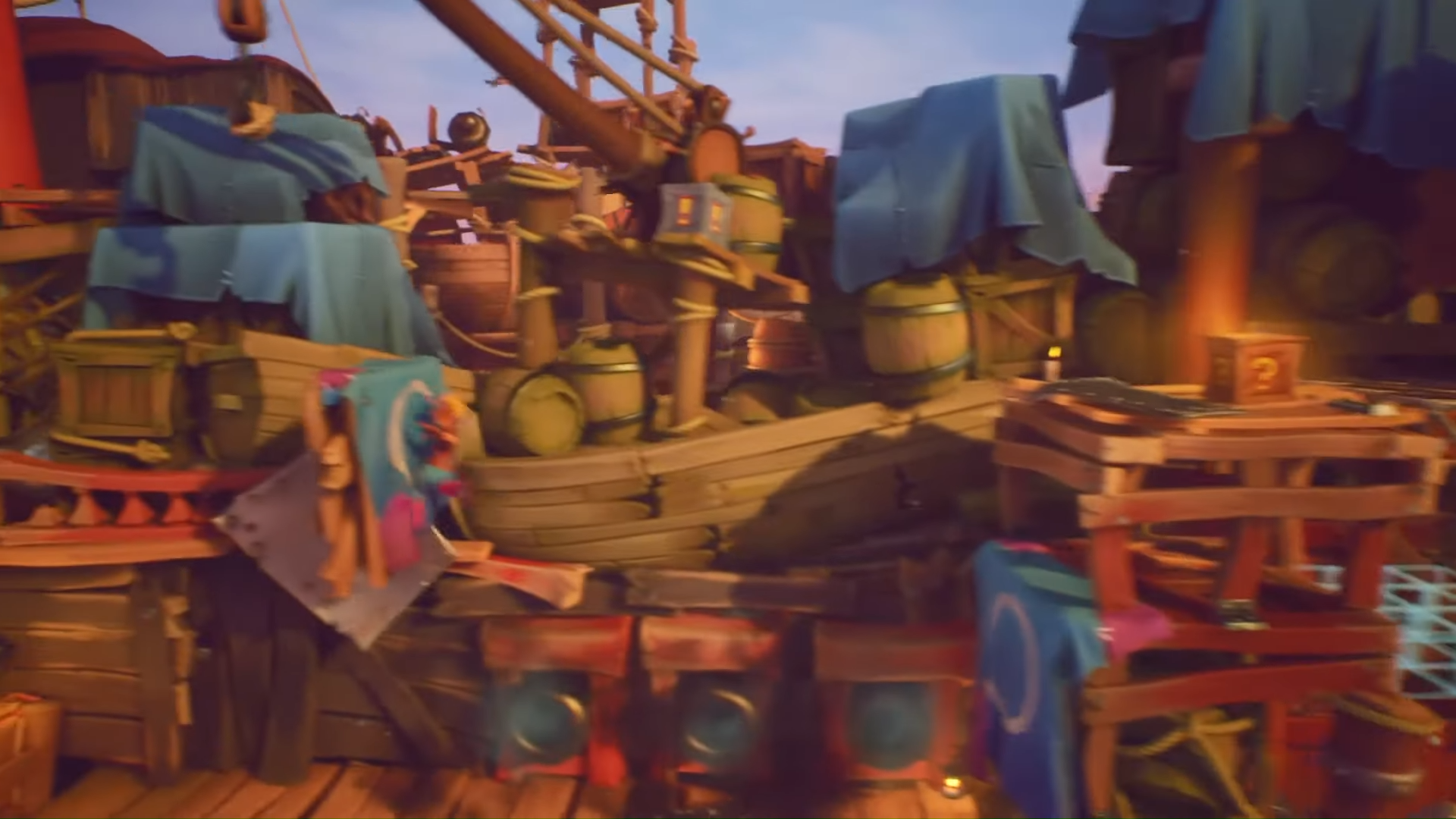 Crash Bandicoot 4: svelato il gameplay di Tawna Bandicoot 4