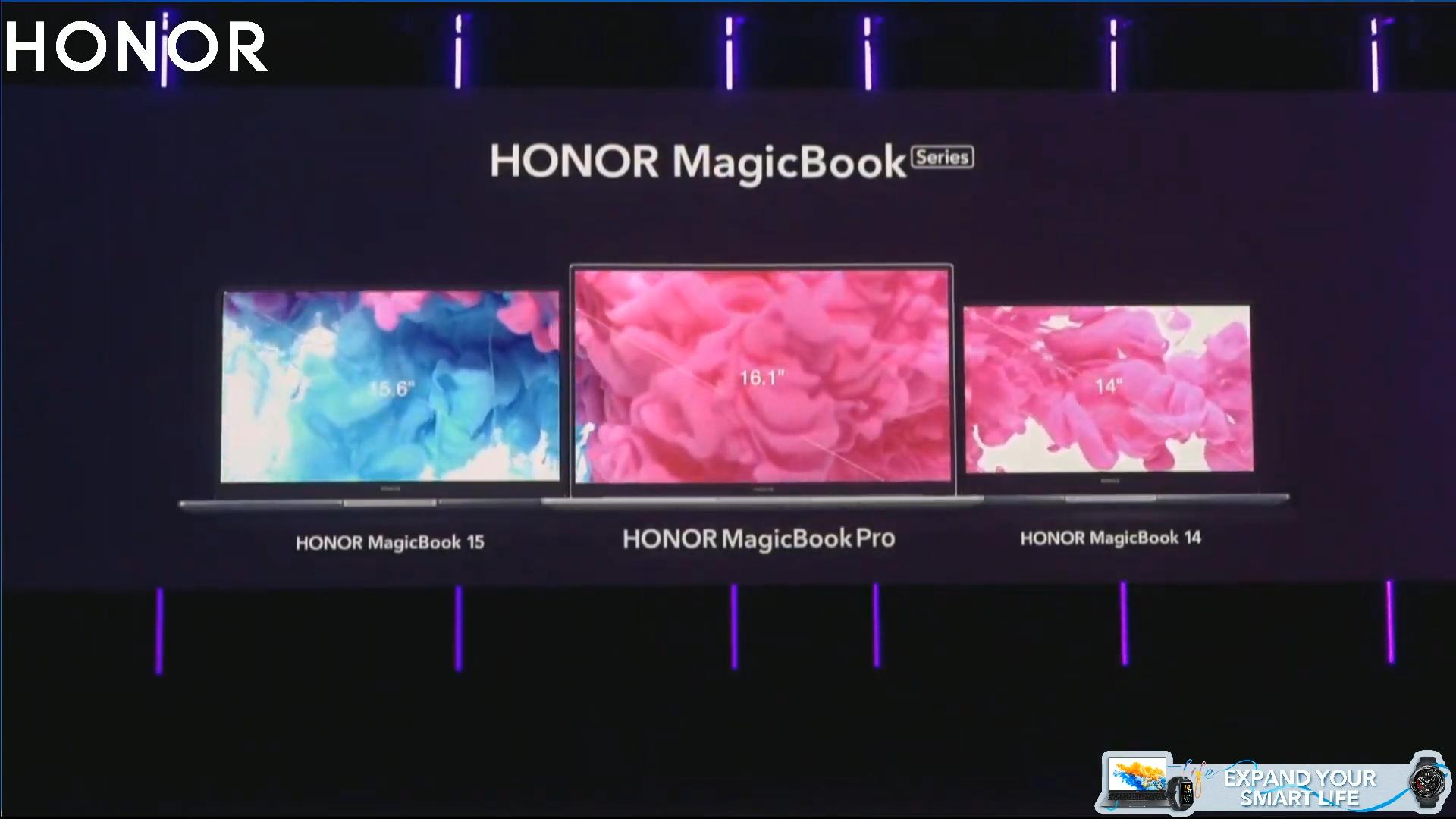 [IFA 2020] Presentati i prossimi Honor Watch, MagicBook e Pad 6 4