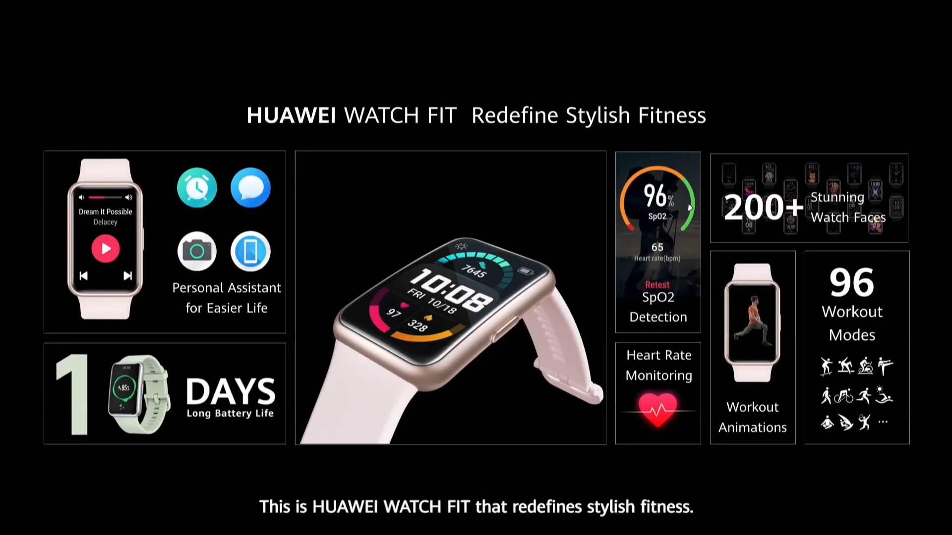 Huawei Watch Fit e GT 2 Pro ufficiali: caratteristiche tecniche e prezzo 6