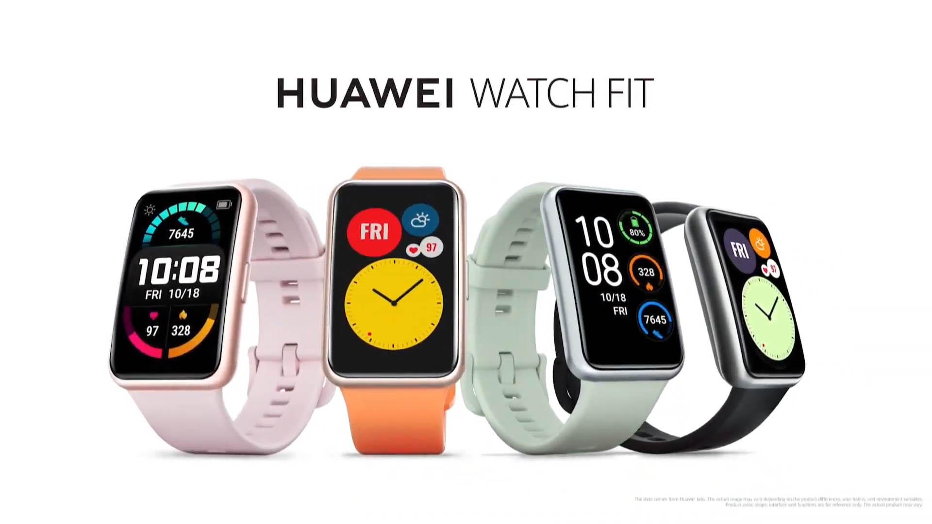 Huawei Watch Fit e GT 2 Pro ufficiali: caratteristiche tecniche e prezzo 5