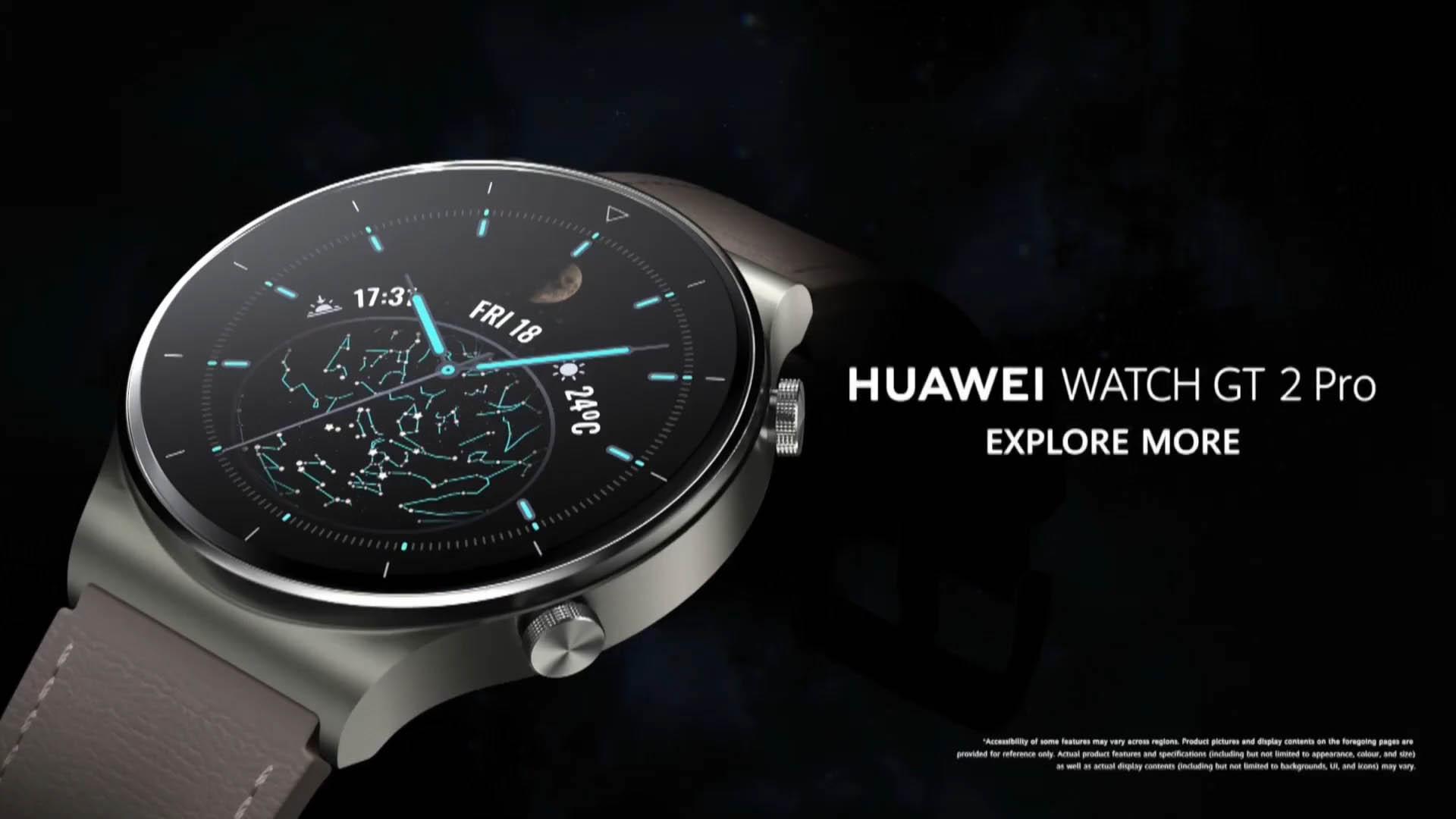 Huawei Watch Fit e GT 2 Pro ufficiali: caratteristiche tecniche e prezzo 3